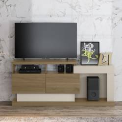 "BASEMENT HOME - Mesa de TV 50"" Fusion Smart"