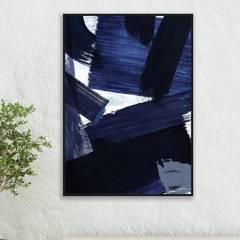 MICA - Cuadro Pincel 80x120 cm