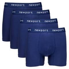 NEWPORT - Boxer Pack x4 Hombre