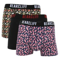 BEARCLIFF - Boxer Pack x3