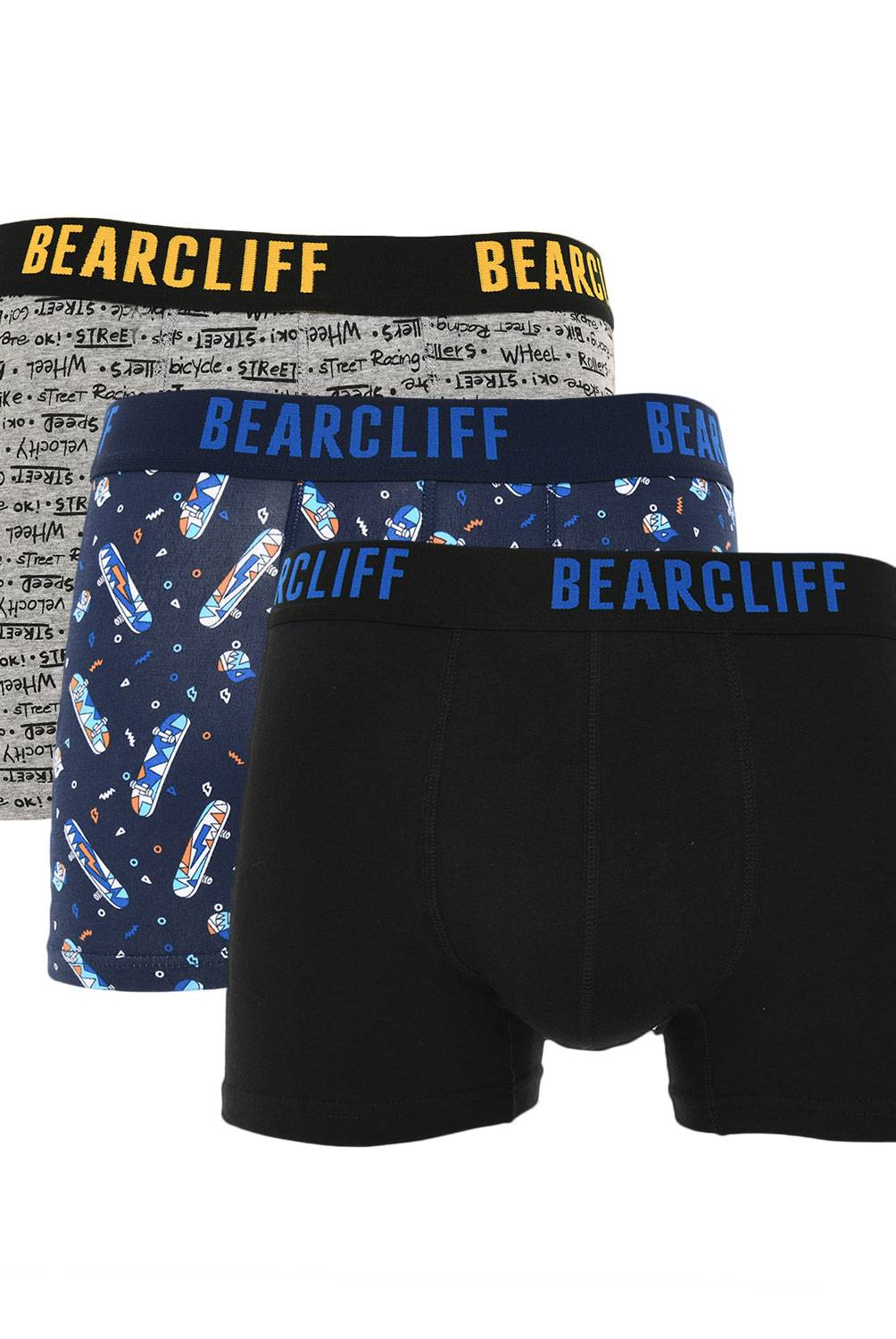 BEARCLIFF - Boxer Pack x3 Hombre