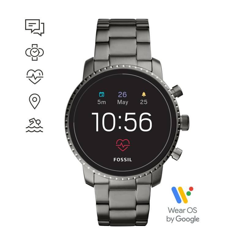 Fossil - Reloj Fossil Smartwatch Caballero