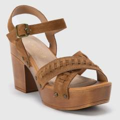 APOLOGY - Sandalias Mujer Casuales Cesty Cl