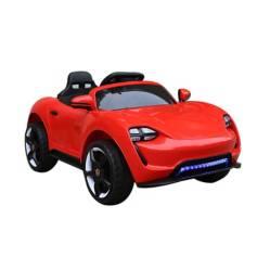 SCOOP - Auto a Batería 6V Rojo
