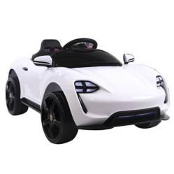 SCOOP - Auto a Batería 6V Blanco