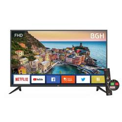 BGH - LED BGH 43' Fhd Smart TV B4319FK5IP
