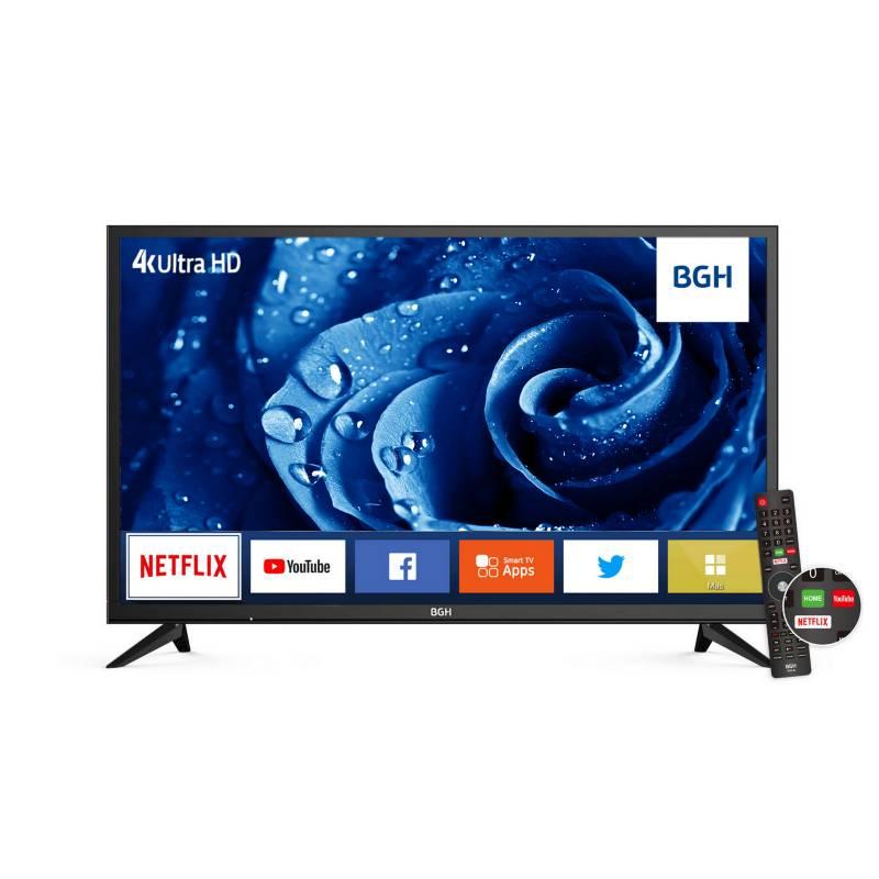 "BGH - Televisor 43"" 4K Ultra HD Smart TV B4319UK6IP"