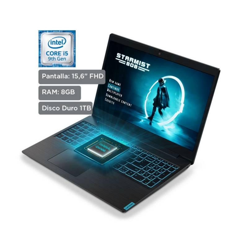 "LENOVO - Laptop Gamer L340 15.6"" 8GB RAM 1TB + 3GB Video GTX 1050 - Full HD"