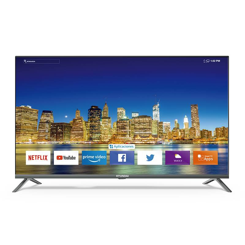 "HYUNDAI - TV 40"" FULL HD SMART-Netflix HYLED4021NIM"
