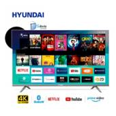 "HYUNDAI - Televisor 58"" 4K Ultra HD Smart Netflix TV HYLED5805N4KM"