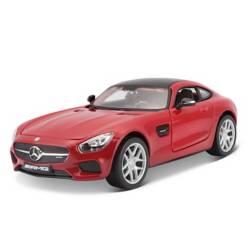MAISTO - Auto Coleccionable 1:24 Mercedes AMG GT