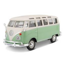 MAISTO - Auto Coleccionable 1:24 Volkswagen Samba