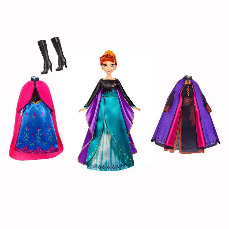 FROZEN - Set Muñeca Estilos de Anna