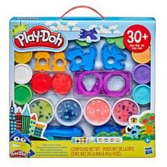 PLAY DOH - Set Fiesta de Colores y Herramientas