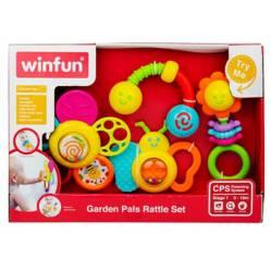 WINFUN - Set De Sonajas Rattle Pals