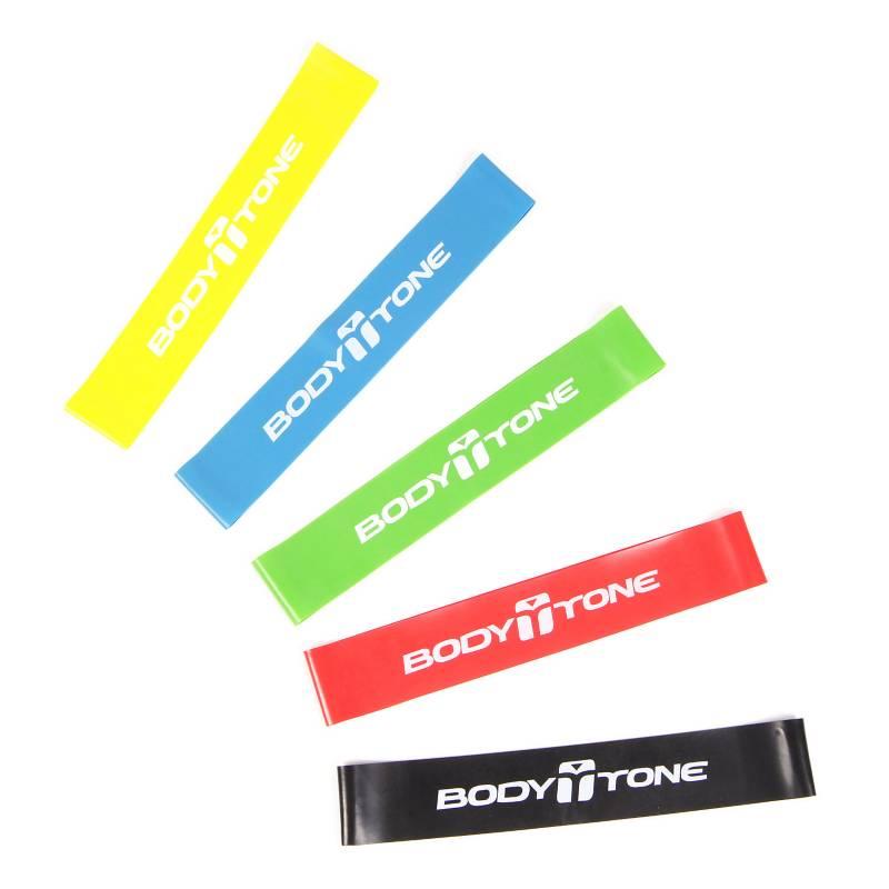 Bodytone - Banda Elastica Pack X5