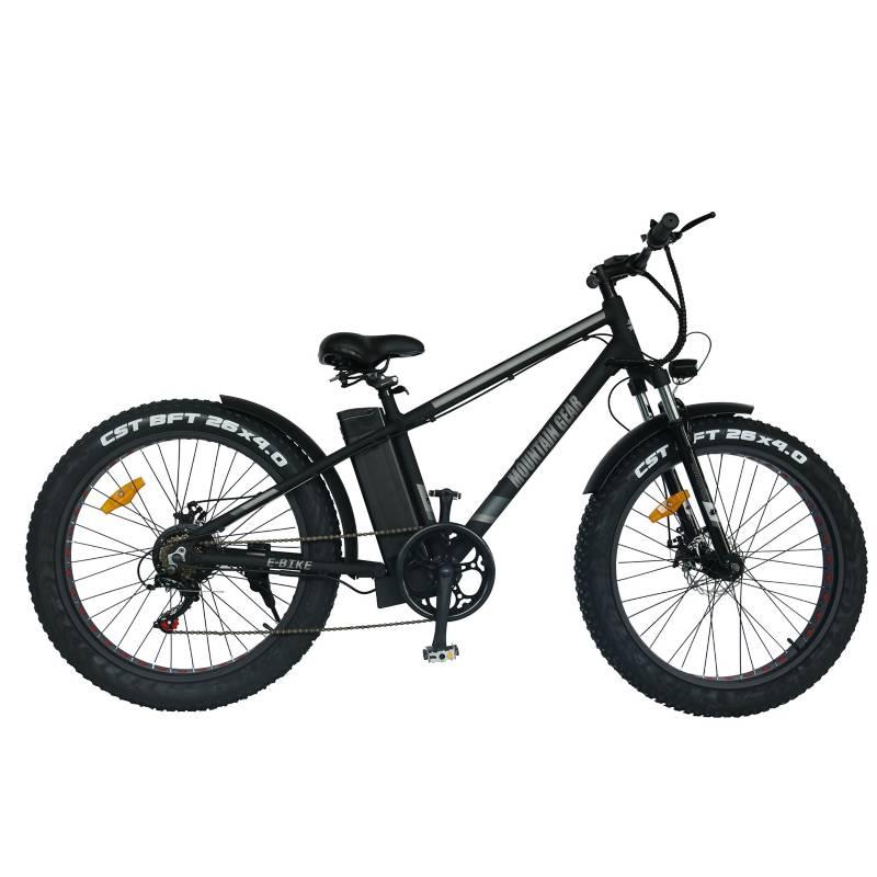 MOUNTAIN GEAR - Bicicleta eléctrica