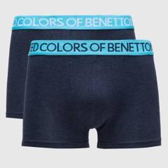 BENETTON - Boxer Pack x2 Hombre