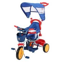 PAW PATROL - Triciclo Con Techo Paw Patrol