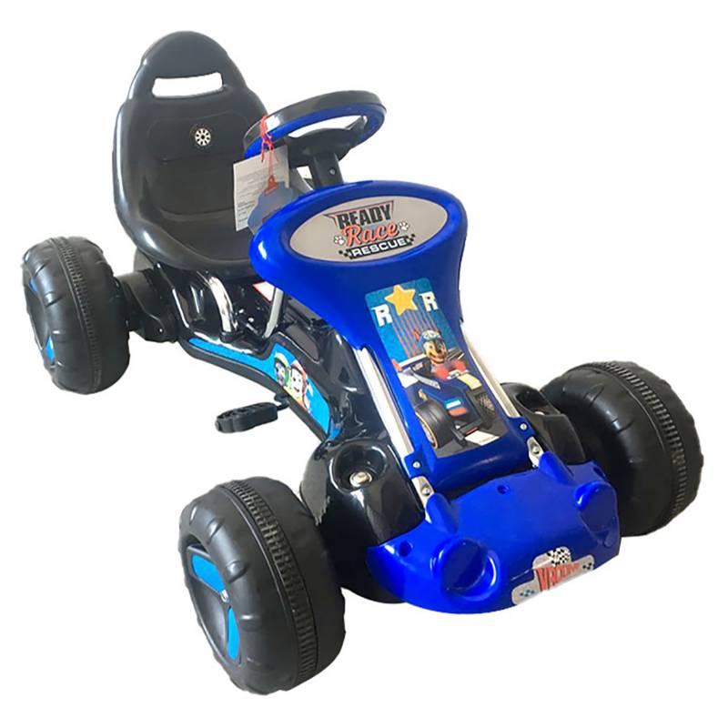 PAW PATROL - Go Kart Pedal Chase