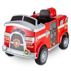 PAW PATROL - Carro Bombero Marshall 6V