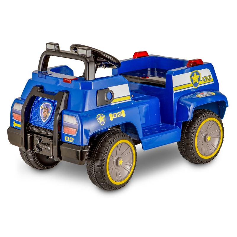 PAW PATROL - Carro Policía Chase 6V