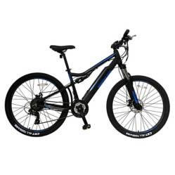 MOUNTAIN GEAR - Bicicleta Eléctrica E-Crane