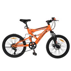 MOUNTAIN GEAR - Bicicleta PARROT 20
