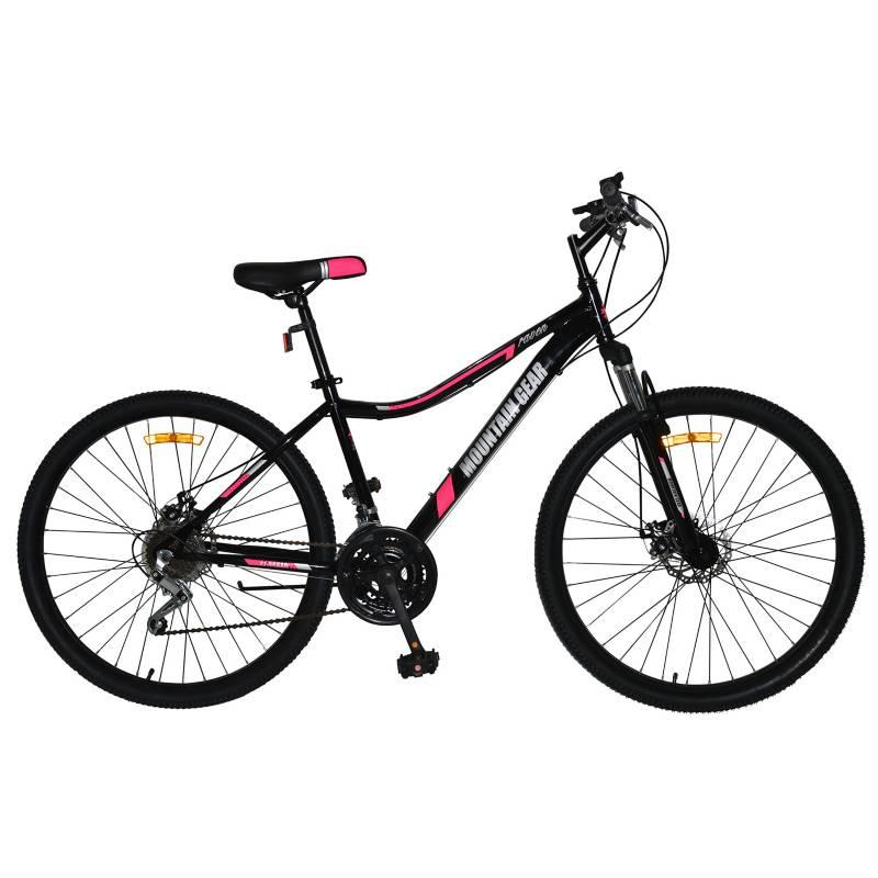 MOUNTAIN GEAR - Bicicleta Raven 27.5