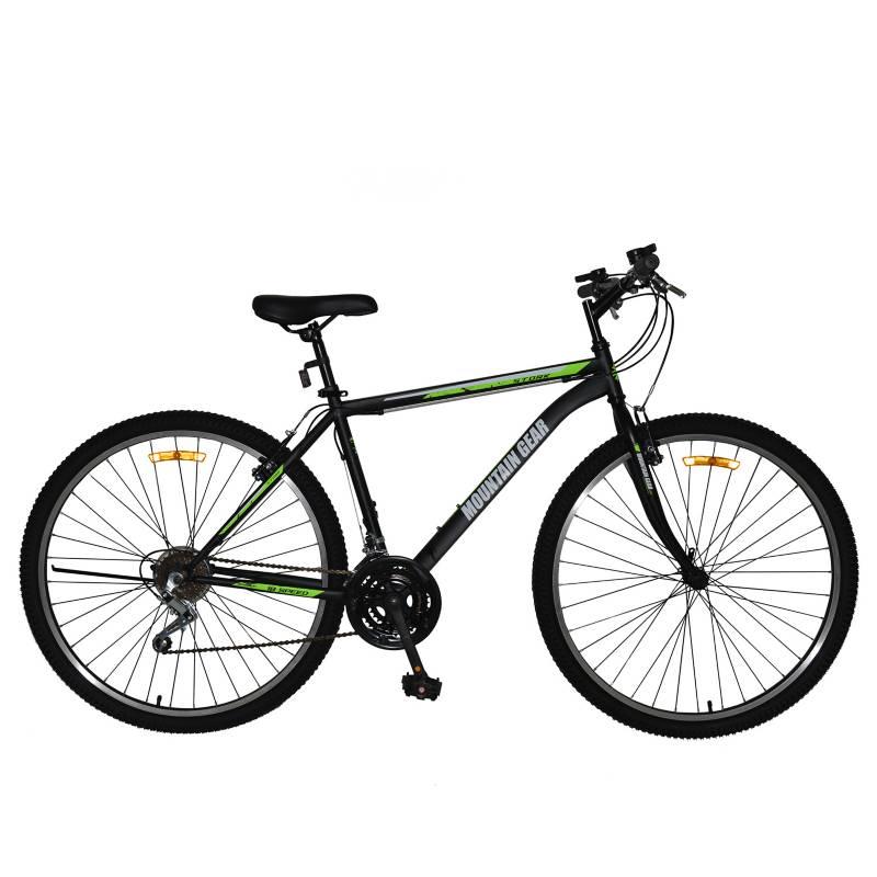 "MOUNTAIN GEAR - Bicicleta Stork 29"""