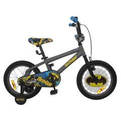 DC ORIGINALS - Bicicleta Batman Aro 16