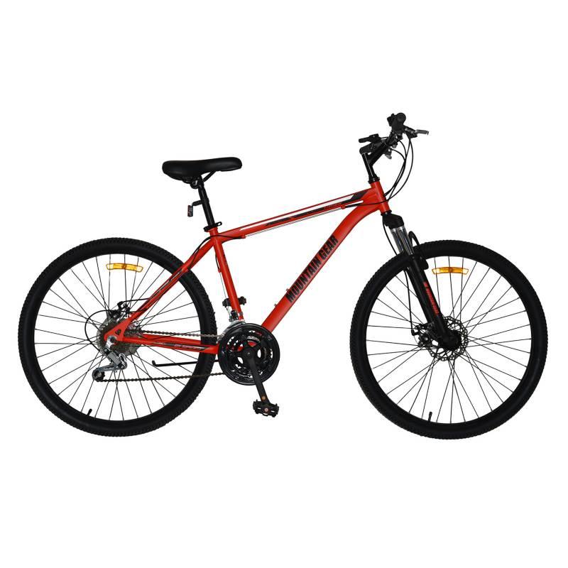 MOUNTAIN GEAR - Bicicleta Hawk 27.5