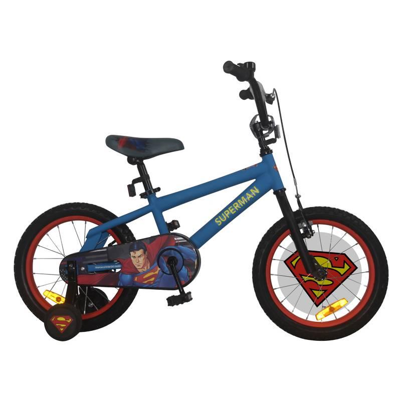 DC ORIGINALS - Bicicleta Superman Aro 16