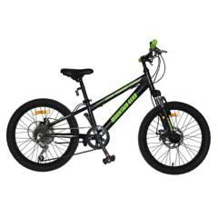 MOUNTAIN GEAR - Bicicleta Gull Aro 20