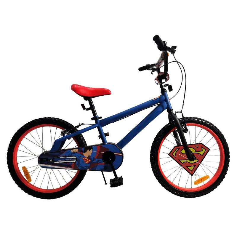 DC ORIGINALS - Bicicleta Superman Aro 20