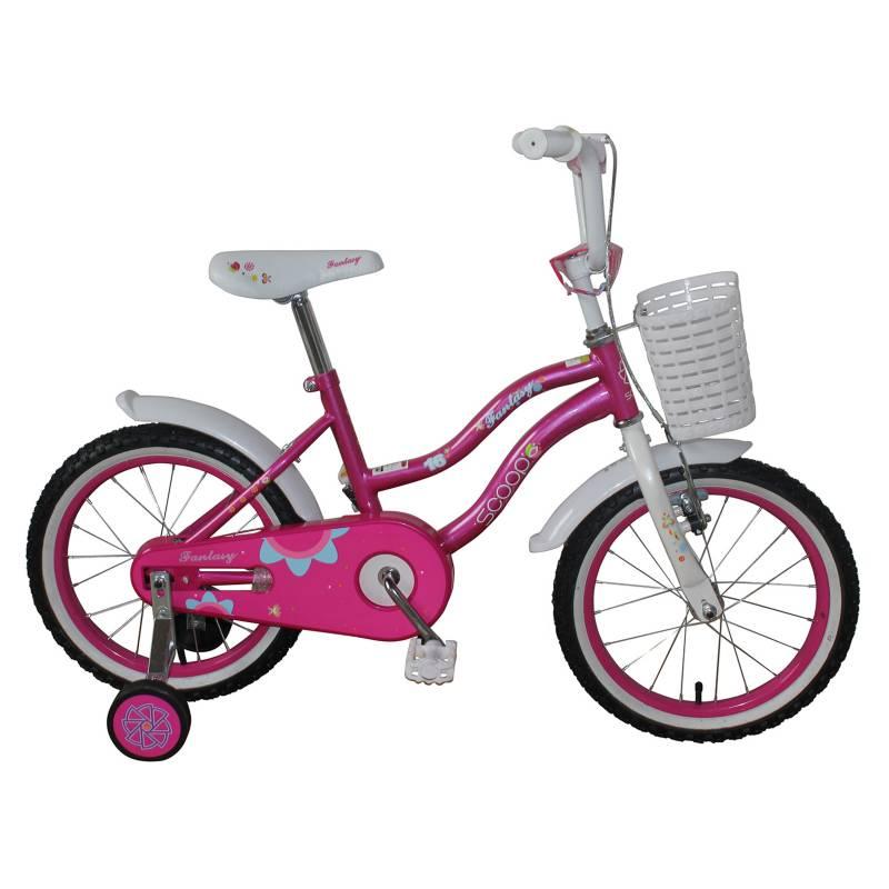 SCOOP - Bicicleta Fantasy Aro 16