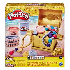PLAY DOH - Set Tesoros Marinos