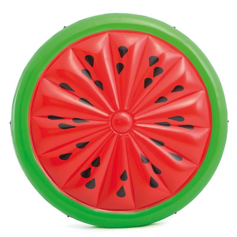 INTEX - Flotador Watermelon 183 x 23 cm