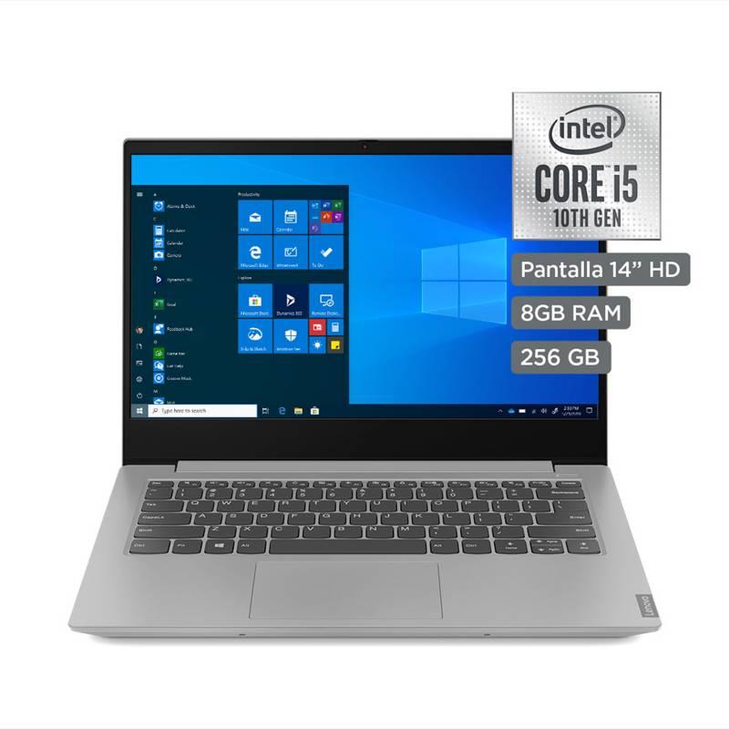 "LENOVO - Laptop 14"" IdeaPad S340 Core i5 10ma Gen 8GB 256GB SSD"