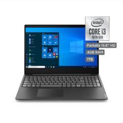 LENOVO - Laptop Ideapad Core i3 10ma Gen 4GB 1TB