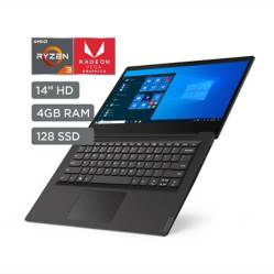"LENOVO - Laptop 14"" Ryzen 3 4GB RAM 128GB SSD"