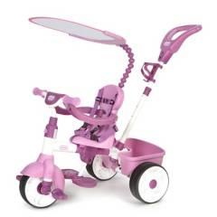 LITTLE TIKES - Triciclo 4 en 1 Rosado