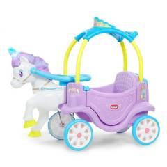 LITTLE TIKES - Carruaje de Unicornio