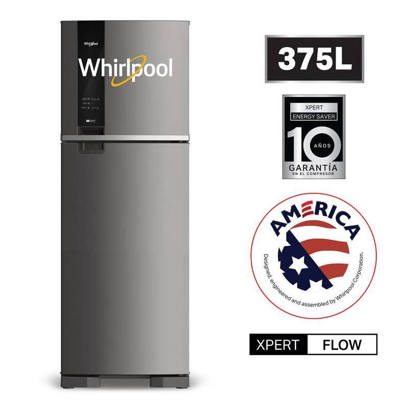WHIRLPOOL - Refrigeradora Top Mount 375 L WRM45AKBPE