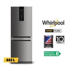 WHIRLPOOL - Refrigeradora Bottom Freezer 443 L WRE57AKBPE