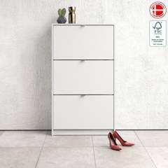 TVILUM - Zapatera Shoes 3 Cajones
