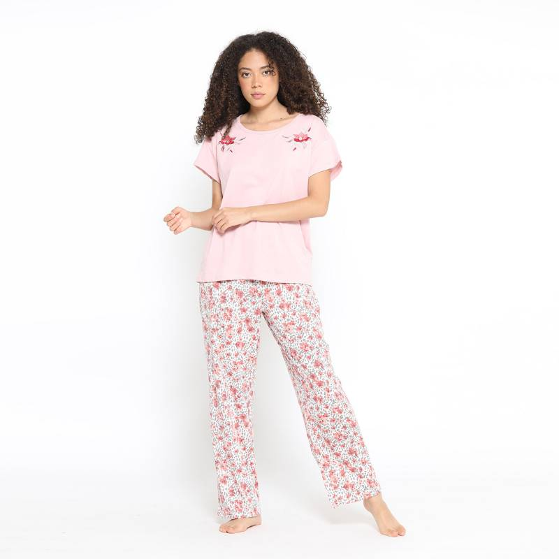 STEFANO COCCI - Pijama Mujer Manga Corta