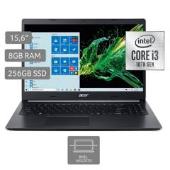"""ACER - Laptop Aspire 5 A515-55-37JD  15.6"""" Core I3(10Th) 8GB 256GB"""