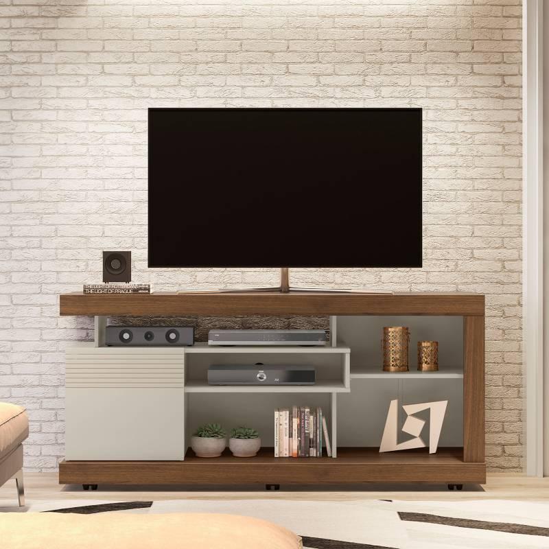 """BASEMENT HOME - Mesa de TV 65"""" Gramado"""