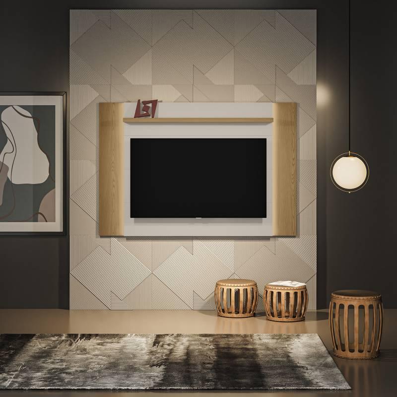 "BASEMENT HOME - Panel de TV 60"" Aurora"